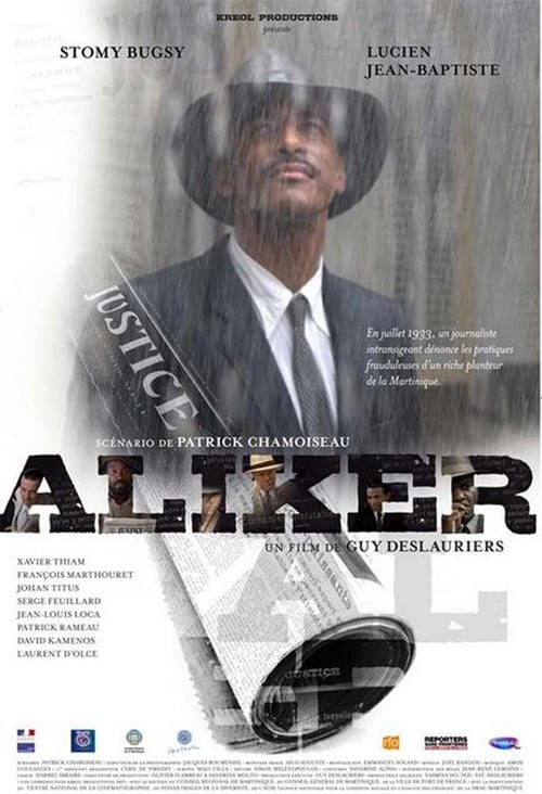 Aliker poster