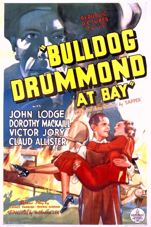 Watch Bulldog Drummond at Bay Online