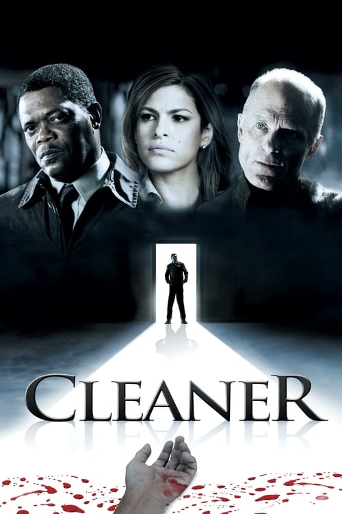 Cleaner - Poster