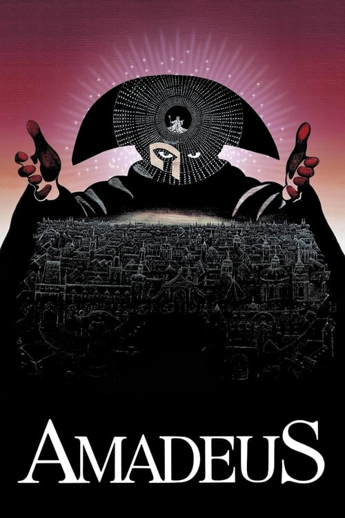 The poster of Amadeus