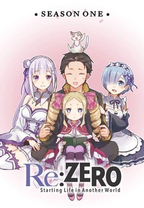 Re Zero Starting Life In Another World: Season 1