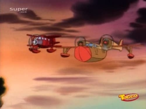 Talespin 1991 Bluray 1080p: Season 1 – Episode Waiders of the Wost Tweasure
