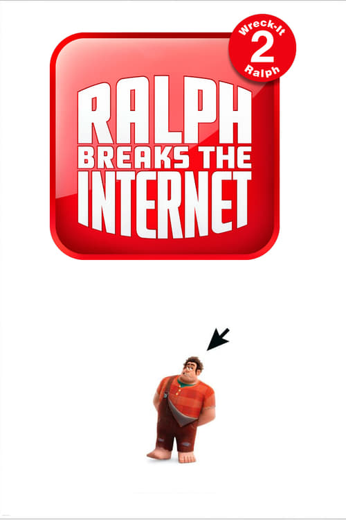 Largescale poster for Ralph Breaks the Internet: Wreck-It Ralph 2