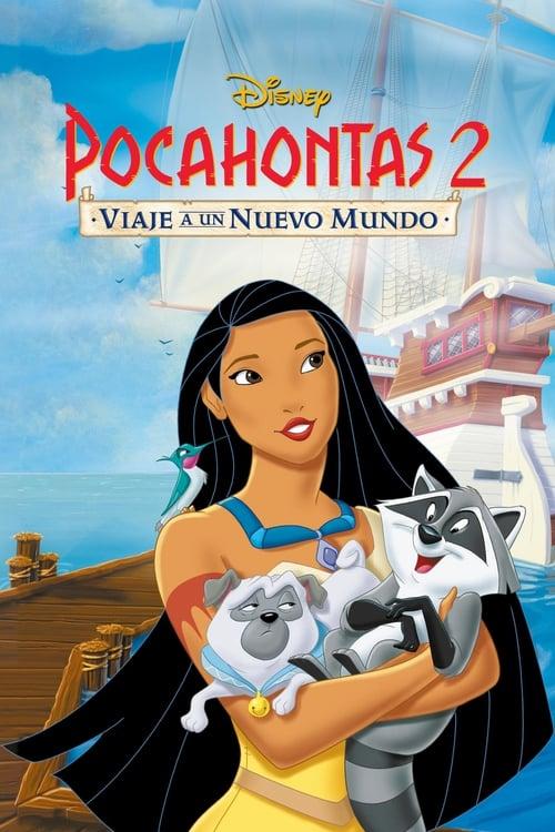 Imagen Pocahontas 2: Viaje a un nuevo mundo