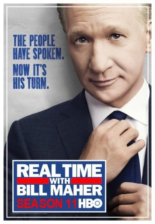 Real Time with Bill Maher: Season 11