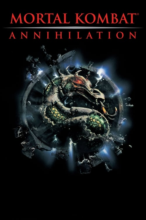 Largescale poster for Mortal Kombat: Annihilation