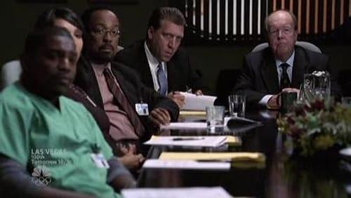 ER: Season 14 – Episode Believe the Unseen