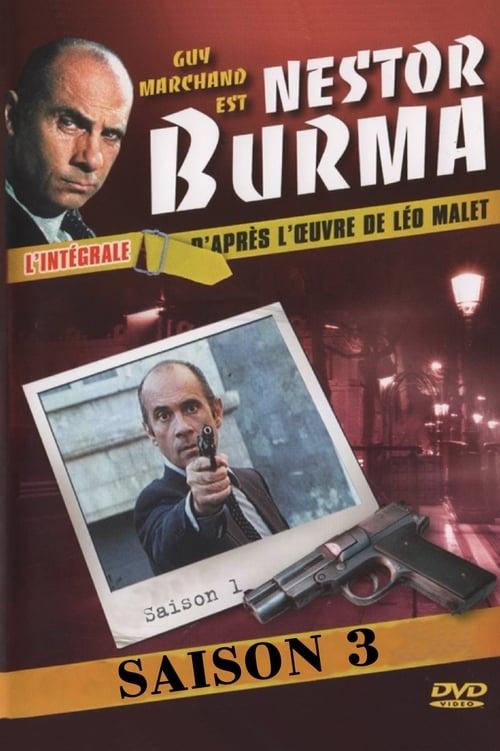Nestor Burma: Season 3