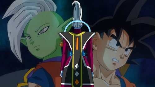 Dragon Ball Super: Season 1 – Episod Zamasu and Black - The Duo's Mystery Deepens