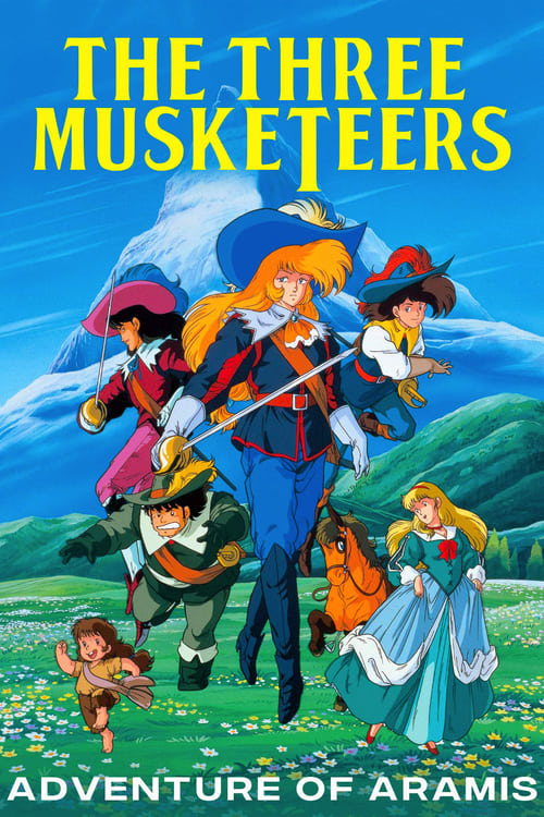 The Three Musketeers:  Adventure of Aramis