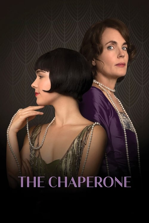 Poster. The Chaperone (2019)