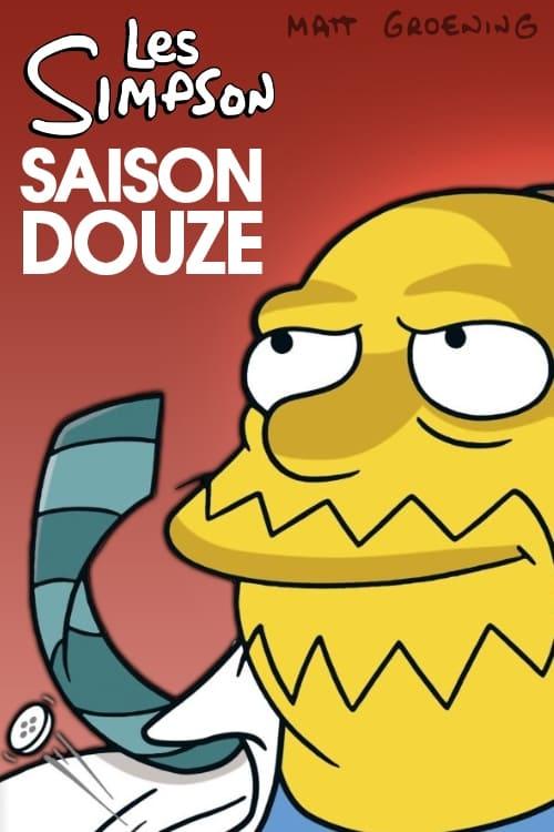 Les Simpson: Saison 12