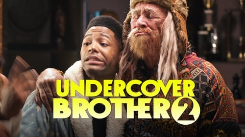 Undercover Brother 2 (2019) Hollywood Full Movie Watch Online Free Download HD
