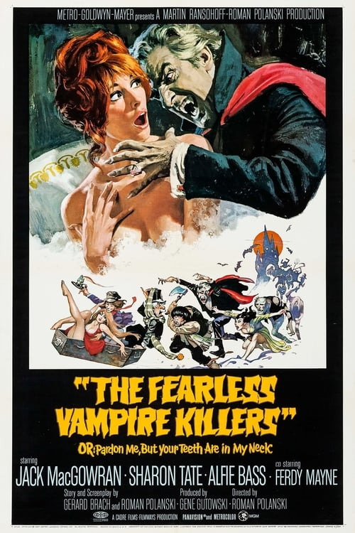 Download The Fearless Vampire Killers (1967) Full Movie