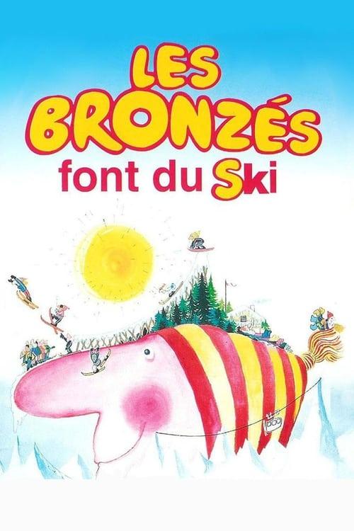 Les Bronzés font du ski Streaming VF