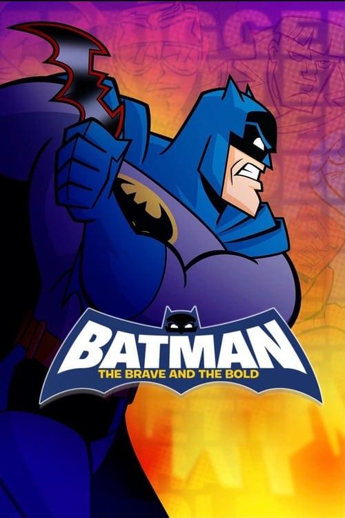 ПОЛУЧИТЬ СУБТИТРЫ Бэтмен: Отвага и смелость (2008) в Русский SUBTITLES | 720p BrRip x264