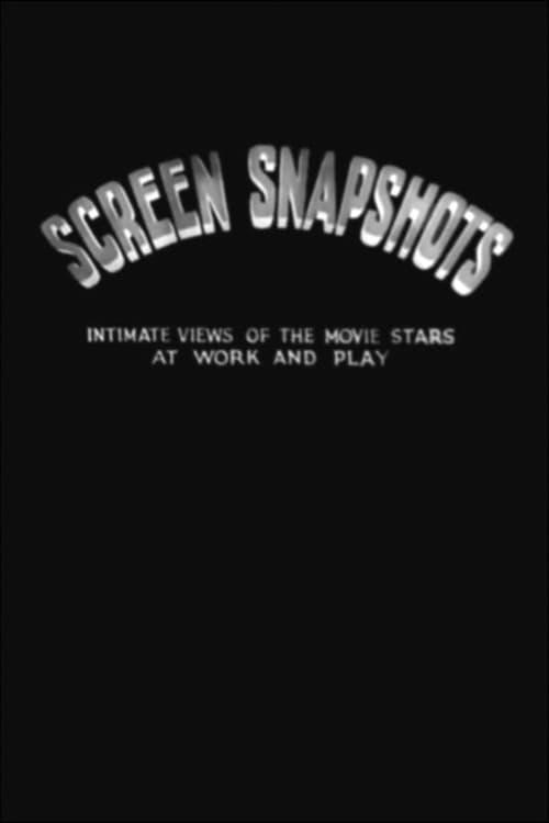 Screen Snapshots (Series 16, No. 1) (1936)