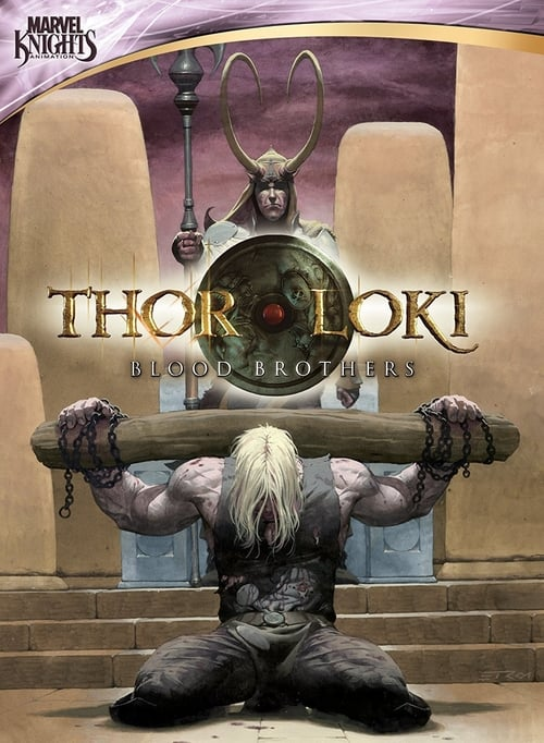 Thor & Loki: Blood Brothers-Azwaad Movie Database