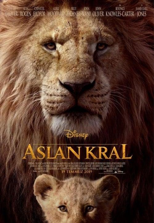 The Lion King ( Aslan Kral )