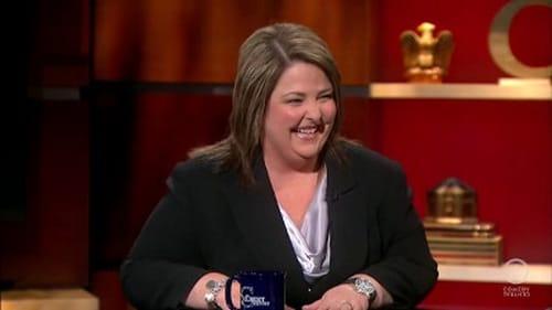 The Colbert Report: Season 7 – Episod Amy Kremer