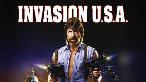 Invasion U.S.A. Poster
