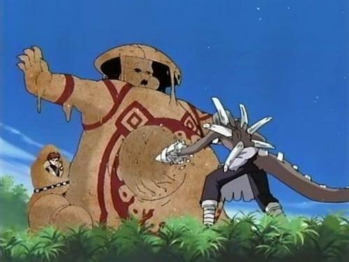 Naruto - Season 3 - Episode 127: Vengeful Strike! The Bracken Dance!