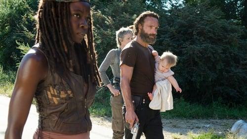 Poster della serie The Walking Dead