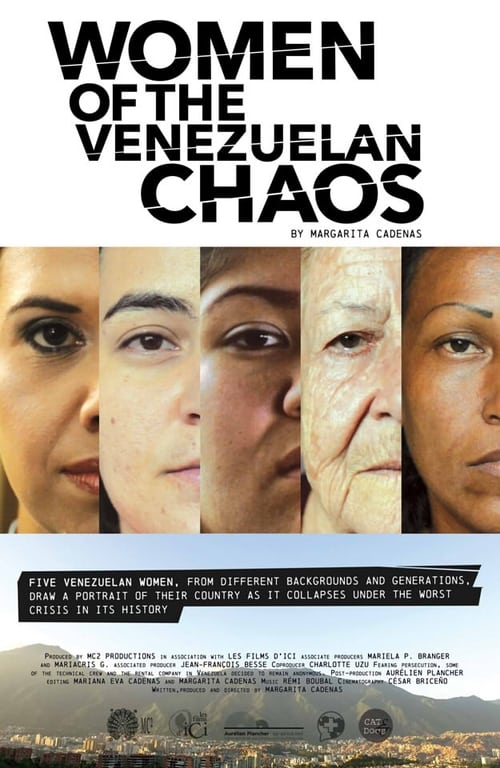 Women of Venezuelan Chaos Who