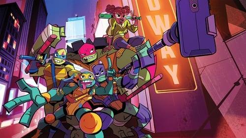 Les Tortues Ninja: Le destin des tortues Ninja