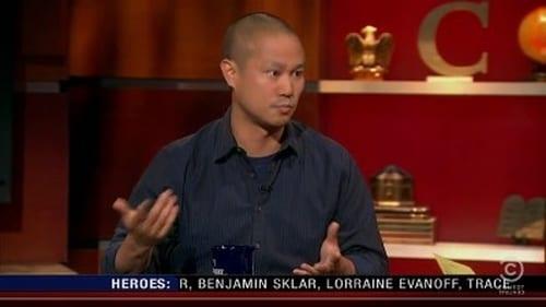 The Colbert Report: Season 7 – Episod Tony Hsieh