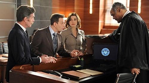 The Good Wife - Season 4 - Episode 20: Rape: A Modern Perspective