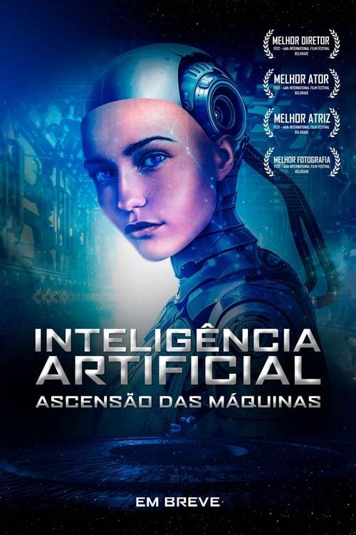 Assistir Inteligência Artificial: Ascensão das Máquinas - HD 720p Dublado Online Grátis HD