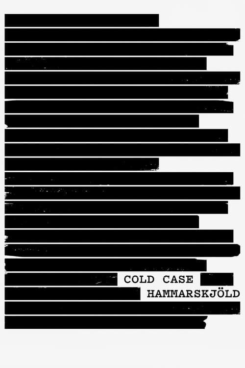 Largescale poster for Cold Case Hammarskjöld