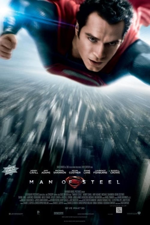 Man of Steel ( Çelik Adam )