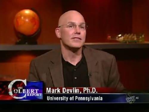 The Colbert Report: Season 5 – Episod Mark Devlin