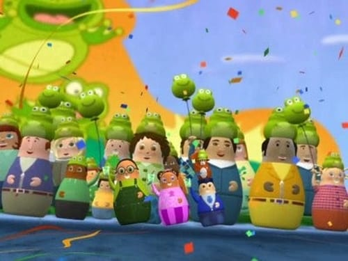 Higglytown Heroes: Season 1 – Episod Higgly Frog Day / Untitled
