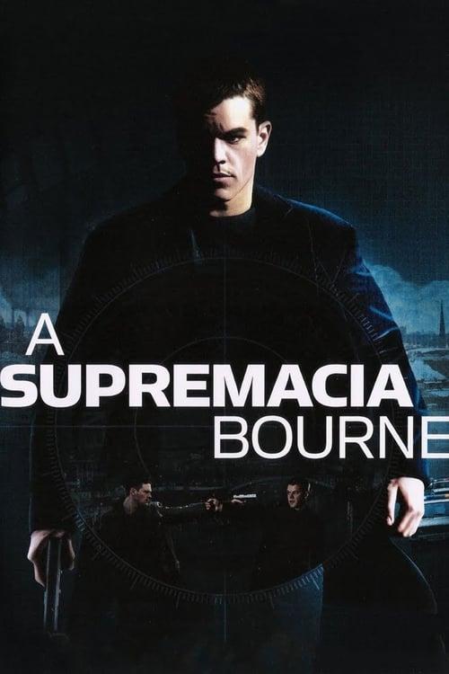 Assistir A Supremacia Bourne (2004) – HD 1080p Dublado Online Grátis HD