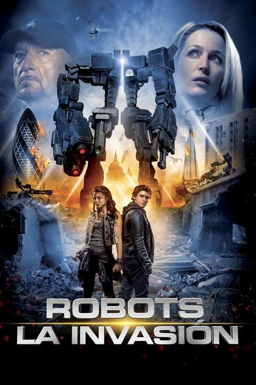 Película Robots. La invasión Con Subtítulos