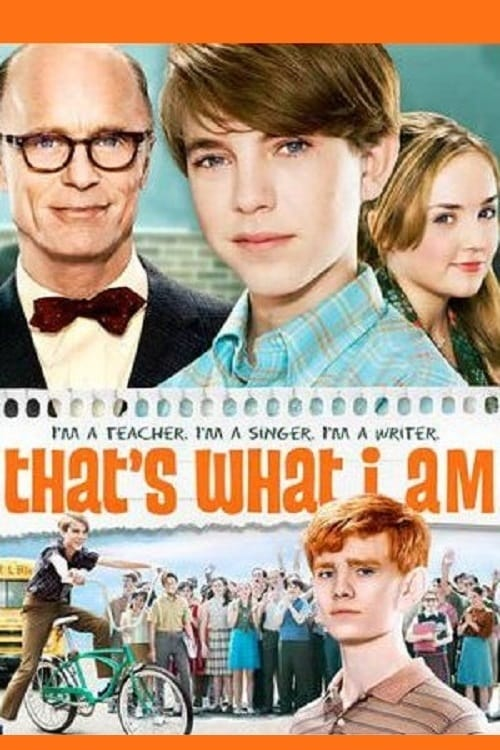 Película That's What I Am En Español