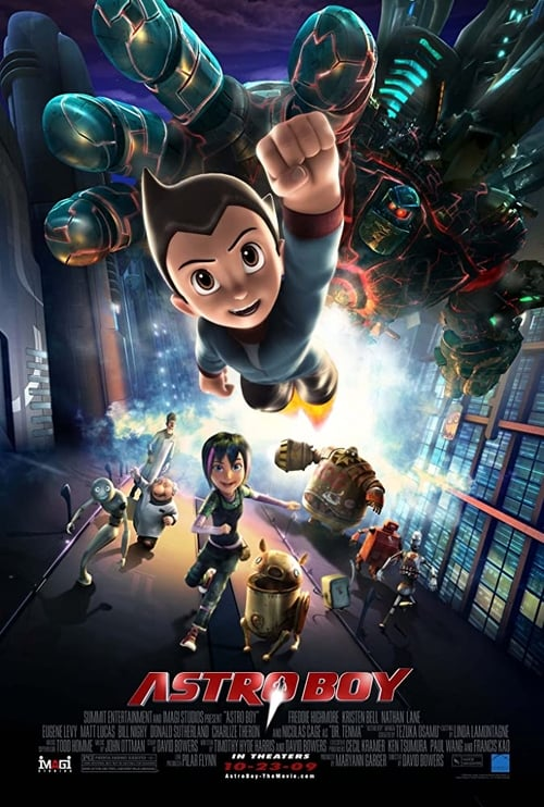 Watch Astro Boy (2009) Best Quality Movie