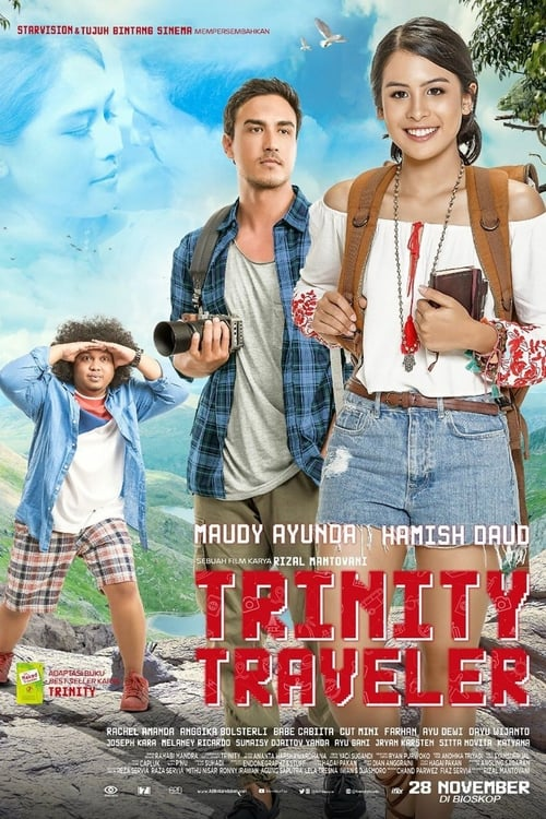 Trinity Traveler (2019) WEB-DL