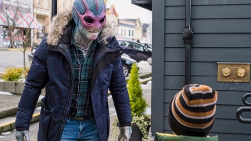 Assistir Resident Alien S01E03 – 1×03 – Legendado