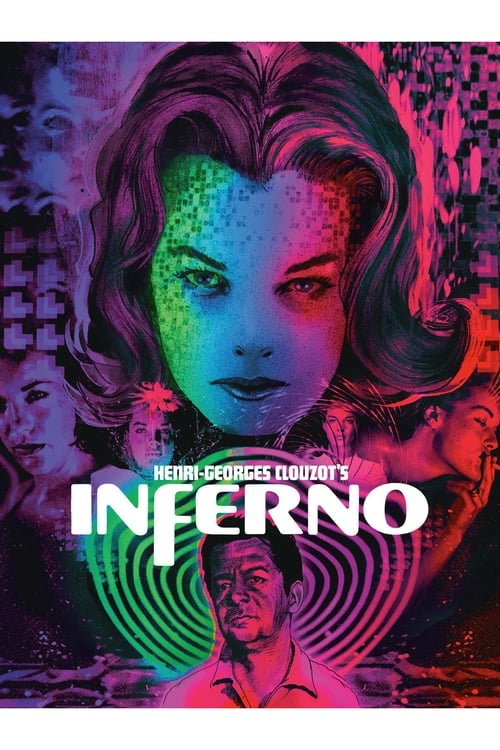 Largescale poster for Henri-Georges Clouzot's Inferno
