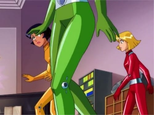 Totally Spies 2013 Bluray 720p: Season 6 – Episode Super Mega Dance Party Yo!