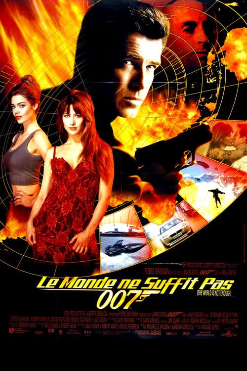 [720p] Le monde ne suffit pas (1999) Streaming HD FR