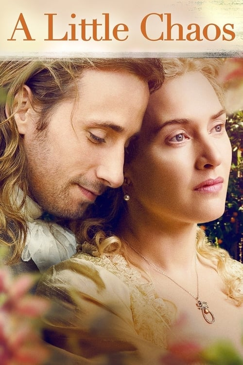 The poster of A Little Chaos