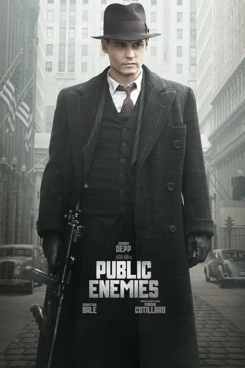 Watch Public Enemies (2009) Best Quality Movie