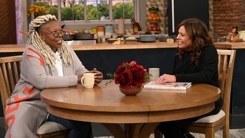 Rachael Ray - Season 14 - Episode 49: Whoopi Goldberg Is in the House and She's Dishing on Her Line of Sweaters