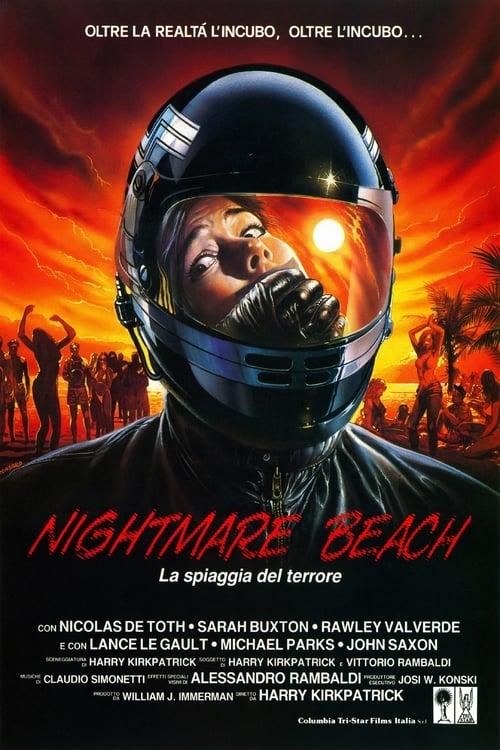 Nightmare Beach - La spiaggia del terrore (1989)