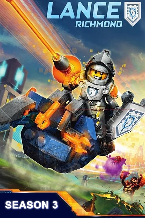 LEGO Nexo Knights: Season 3